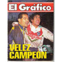 Velez 1993 - Campeon 1993, Revista El Grafico