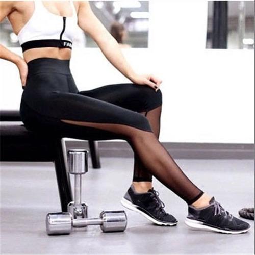 deportes las mujeres yoga lápiz pantalones... (s&m, #02)