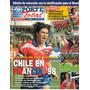 Chile Francia 1998 Poster Salas Y Seleccion - Deporte Total