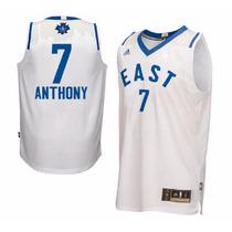 Camisilla Nba Carmelo 2016 All Star Jersey Camisa Baloncesto