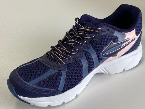 deportiva azul topper lady motion 81450