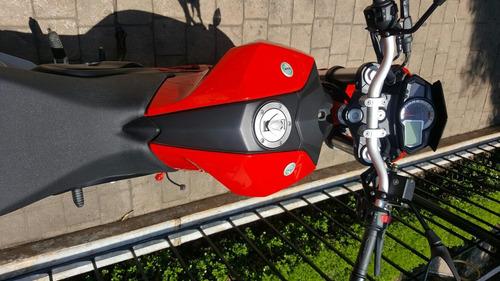 deportiva benelli tn 250 inyección electrónica 6 velocidades