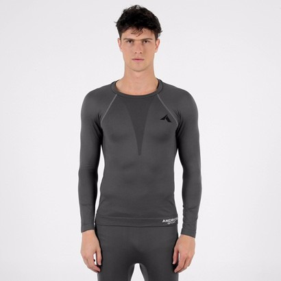 6af1b8181d9be deportiva hombre remera · camiseta remera deportiva manga larga hombre  andros palermo°. Cargando zoom.