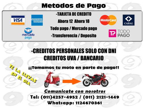 deportiva moto ktm 200