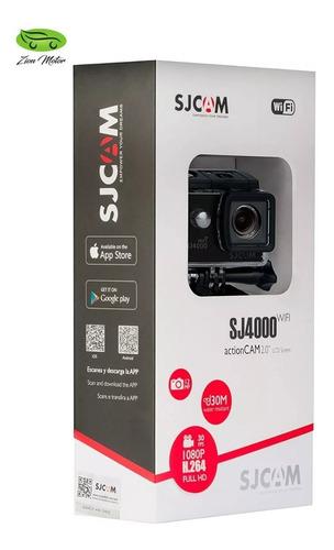 deportiva sjcam cámara