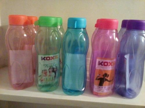 deportivas por botellas