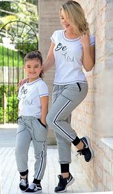 nueva productos busca lo último diseño novedoso Kit Deportivo Mama E Hija Be You Jogger Sudaderax 2 Und