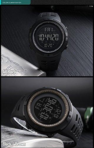 deportivo militar reloj