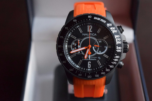deportivo nautica n21026g unico tiempo exacto relojes