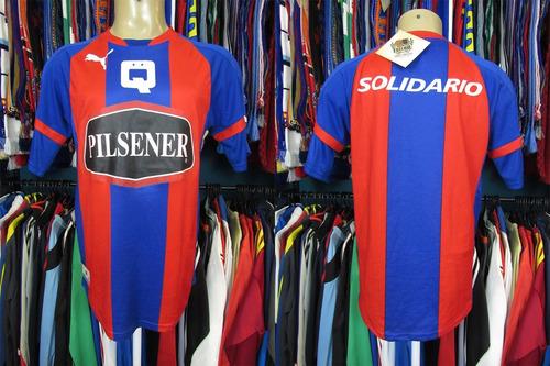 deportivo quito 2005 camisa titular tamanho g.