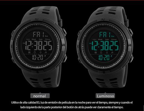 deportivo skmei reloj