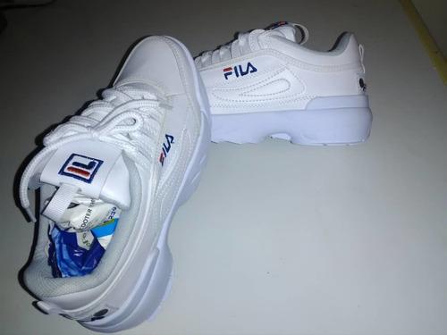 deportivos fila zapatos