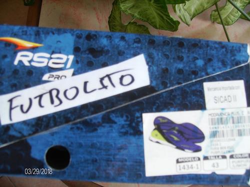deportivos rs21. zapatos