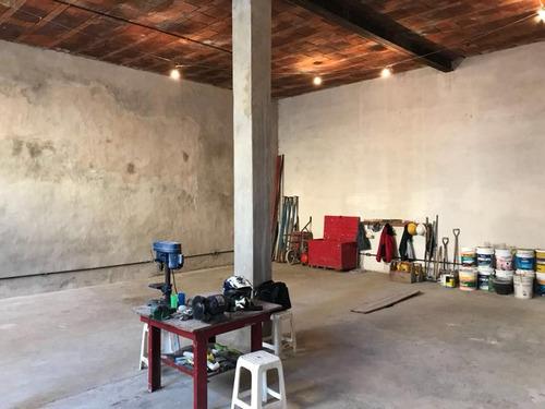 deposito 110 m2 boulogne a 1 cuadra de av rolon