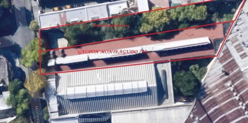 deposito 1160 m2 en parque patricios distrito tecnologico
