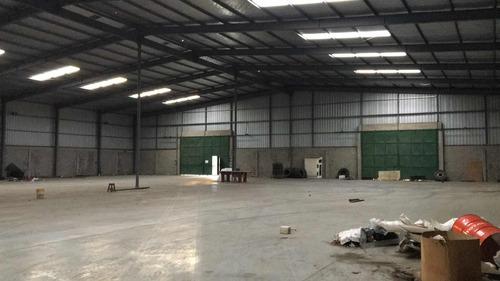 depósito 2.000 m2 cubiertos seguridad 24 hs
