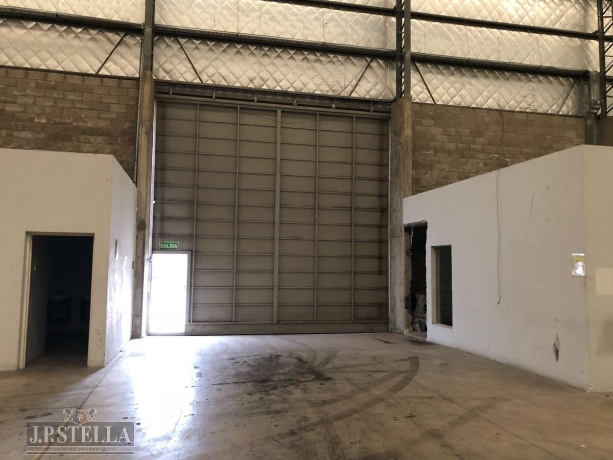 depósito 2980 m² - parque industrial moron - haedo - morón