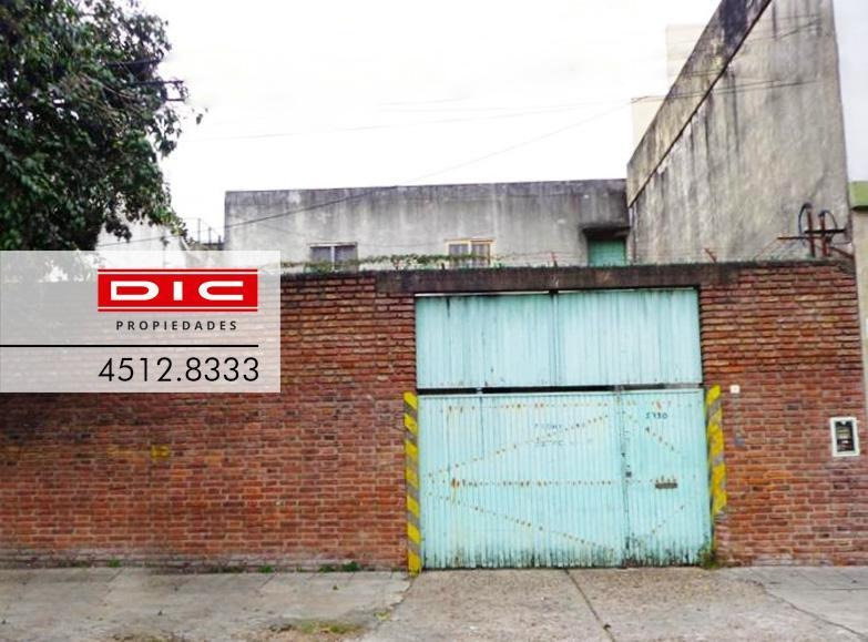 depósito 326m2 muy buena ubicación - carapachay