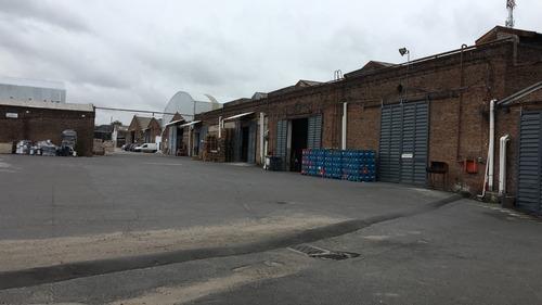 depósito 400m2 en parque industrial cerrado  ampliable -