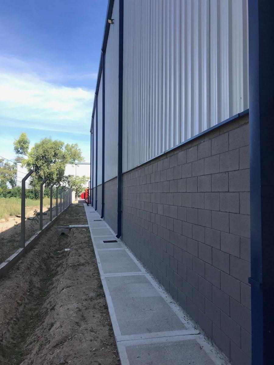 depósito 4320 m2 alquiler - el talar panamericana rp9