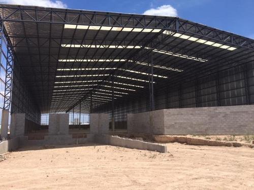 depósito 4.800m2- parque industrial pilar