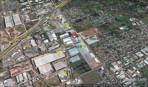 depósito 6300m2 - área de promoción el triángulo