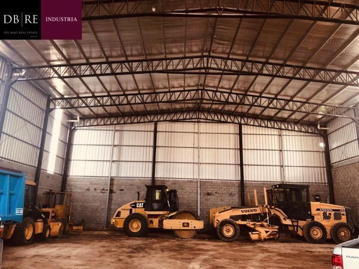 depósito 660 m2 - garin