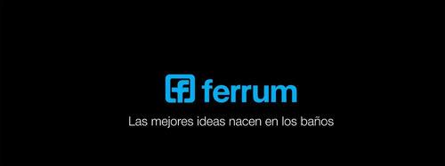 deposito a codo ferrum andina de loza sanitaria