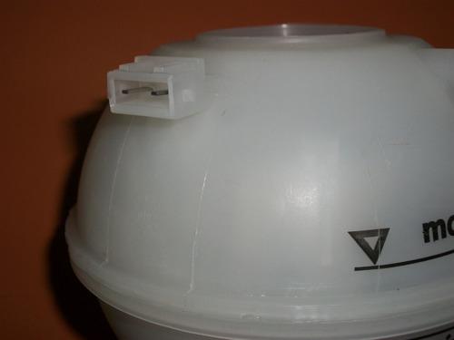 deposito bidon recuperador de agua v.w. gol polo con sensor