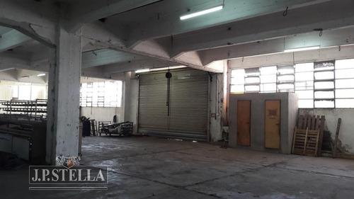 depósito comercial 1604 m² sobre lote 982 m²- lomas del mirador