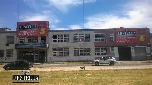 depósito comercial 5000 m² con frente a 4 calles - lomas del mirador