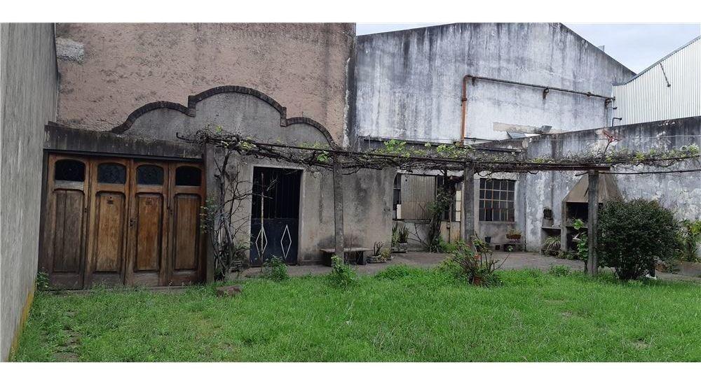depósito con vivienda en block en florida oeste