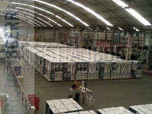 depósito de 2.400 m² cub en alquiler parcial dentro del parq