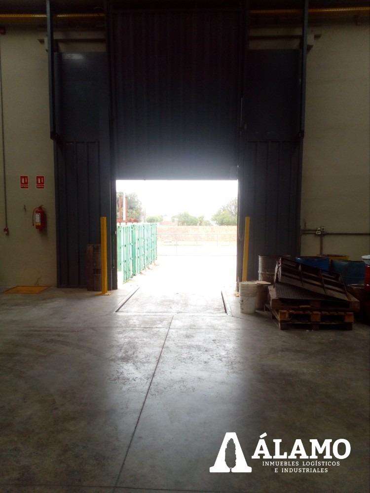 depósito de 3.000 m2 sobre ruta 5