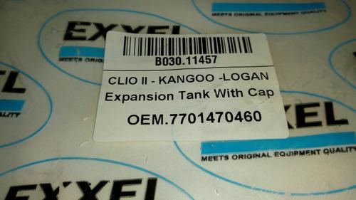 deposito de agua de logan clio symbol kango con tapa