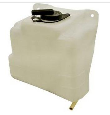 deposito de radiador chevrolet pickup 1988 - 2002