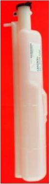 deposito de radiador mitsubishi lancer 2002 - 2007 nuevo!!!
