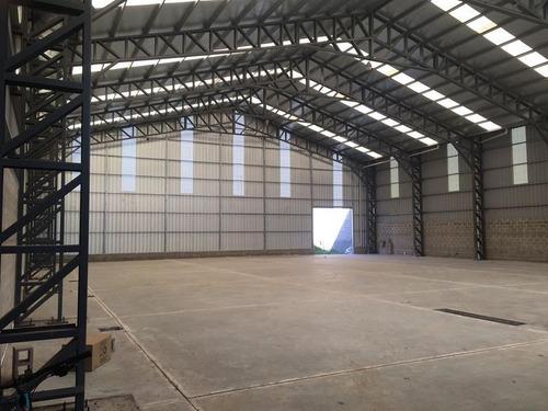 depósito en alquiler 1000 m2 en campana colectora de panamericana