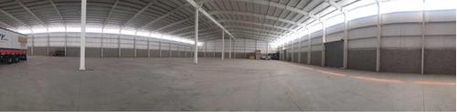 depósito en alquiler 5.000 m2 sobre autopista panamericana