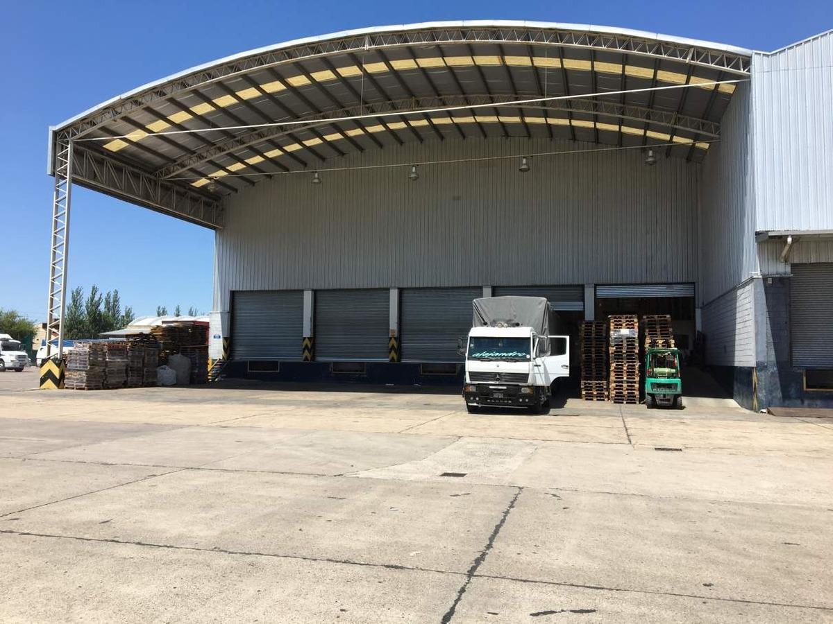 depósito en alquiler en  hurlingham 1.500 m2  parque industrial cerrado