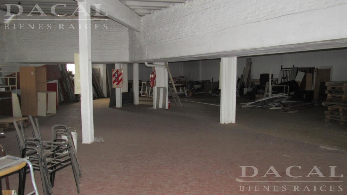 depósito en alquiler en la plata calle diag 76 e/ 26 y 27 dacal bienes raices