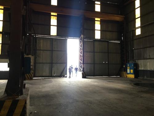 depósito en alquiler y posible venta - 850 m2 - luminoso