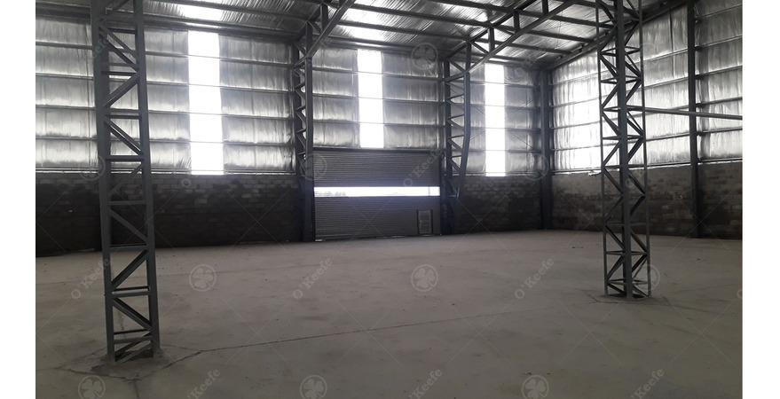 deposito en parque industrial en venta 1200 m2 zona sur san vicente