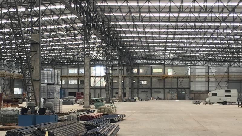 deposito en parque industrial platanos en alquiler berazategui zona sur