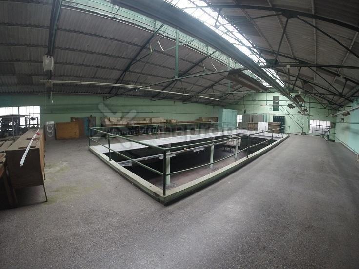 depósito en venta, 1000m² para posible desarrollo - ex fábrica textil -