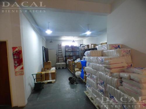 depósito en venta en la plata calle 119 e/ 526 y 527 dacal bienes raices