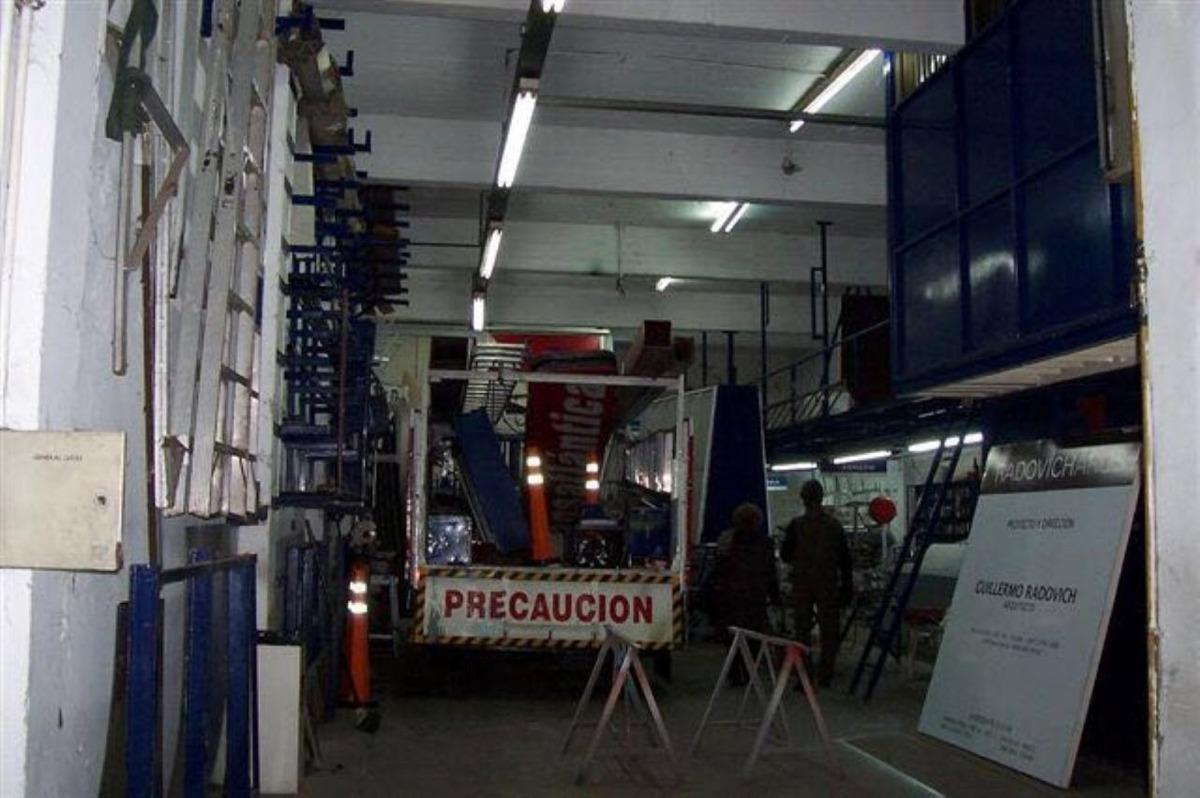 depósito  en venta ubicado en olivos, zona norte