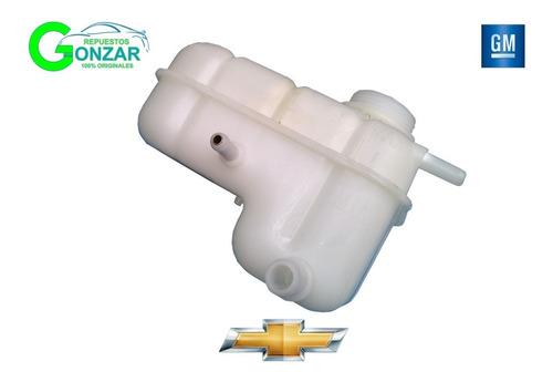 deposito envase radiador refrigerant optra original 96813425