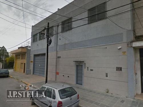 depósito / galpón 3200 m² cubiertos - lote 1600 m²- ramos mejia sur