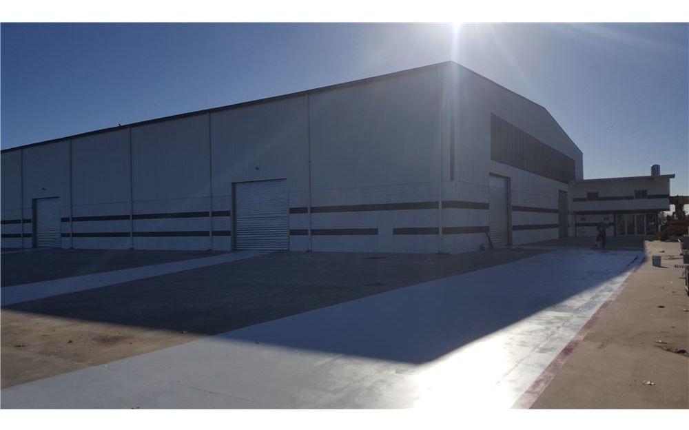 deposito / galpon a estrenar 2240 m2 cub 17oo desc